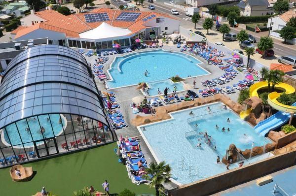Camping avec parc aquatique Vendée 3