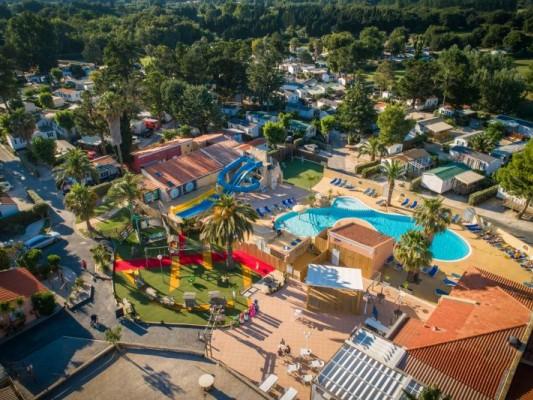 camping familial à Argeles sur Mer