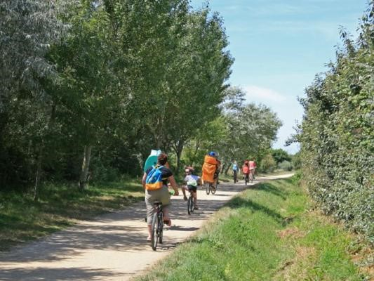 CAMPING PROCHE PISTES CYCLABLES JARD SUR MER3