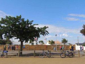 Accueil vélo Jard sur Mer