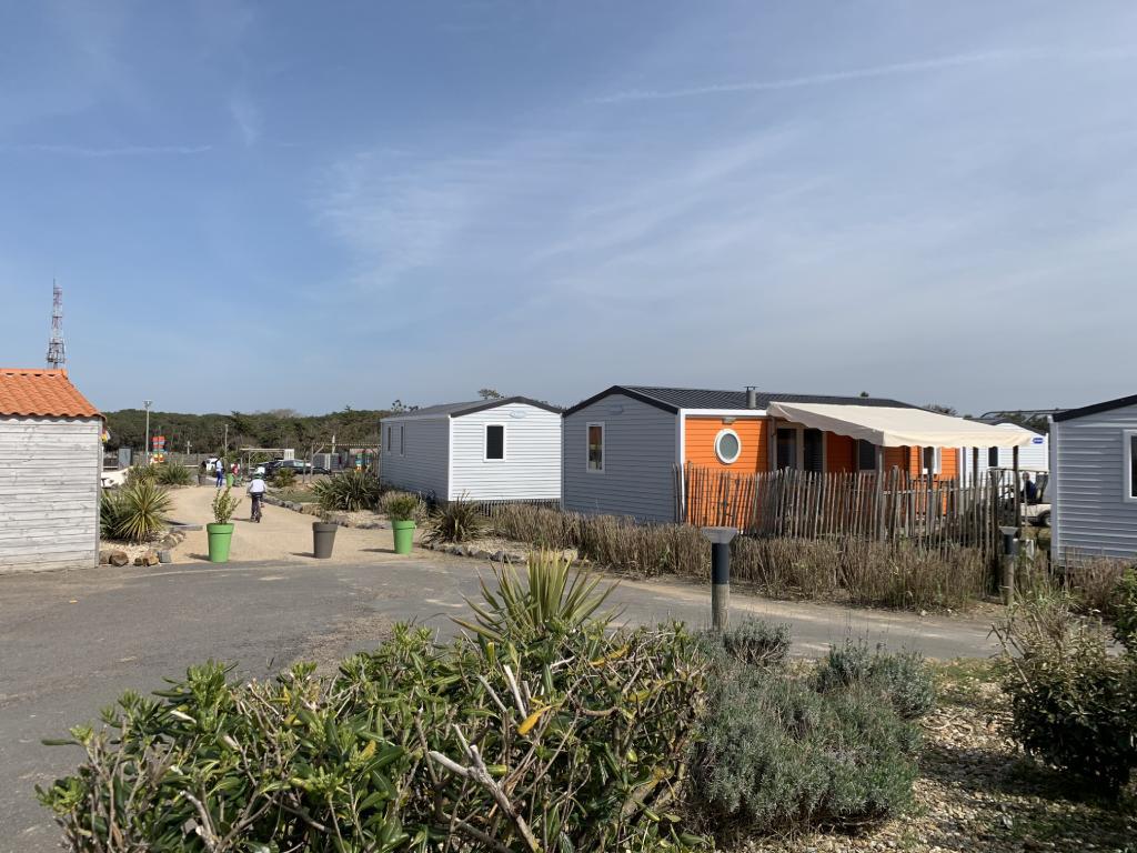 Camping Chadotel La Dune des Sables - Les Sables d'Olonne - Vendée