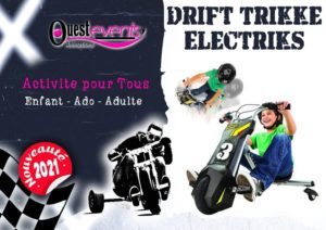 DRIFT TRIKKE ELECTRIKS