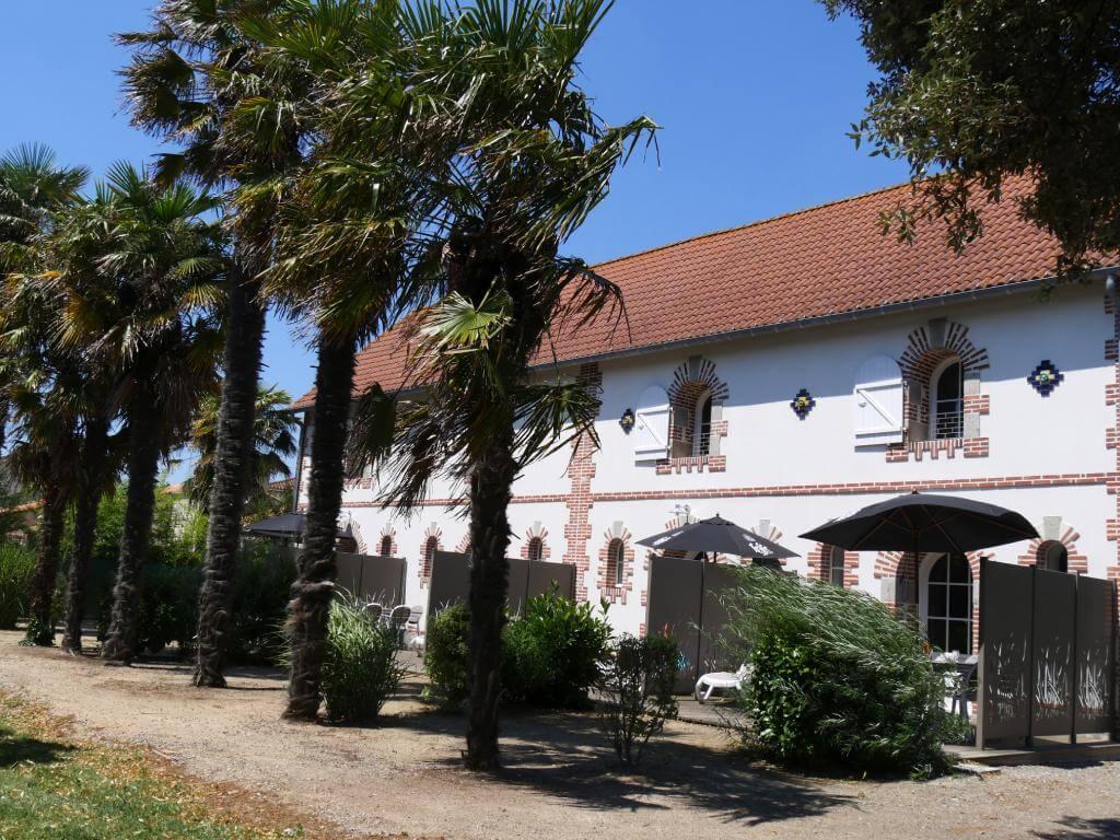 Gîte de la Thibergère - camping Océano d'Or - Jard sur Mer - Vendée