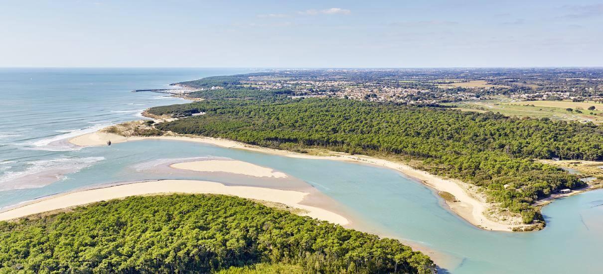 vacances en camping près des parcs d'activités en Vendée