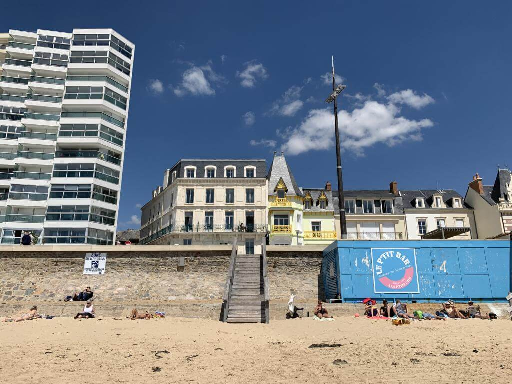 La Résidence de la Plage - Chadotel - Les Sables d'olonne - Vendée (3)