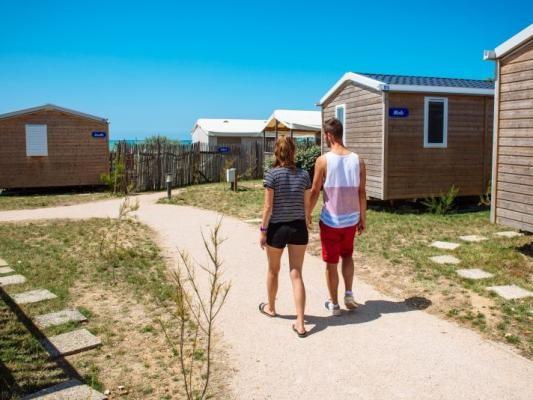 camping accueil vélo les sables d'Olonne