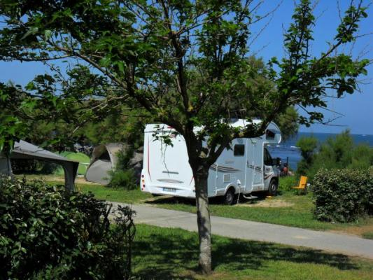 chadotel emplacement camping car