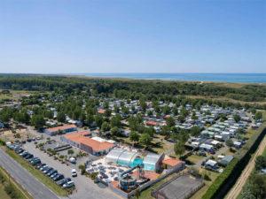 location camping proche centre-ville et plage Vendée